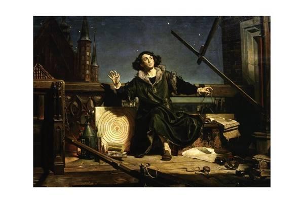 Astronomer Copernicus